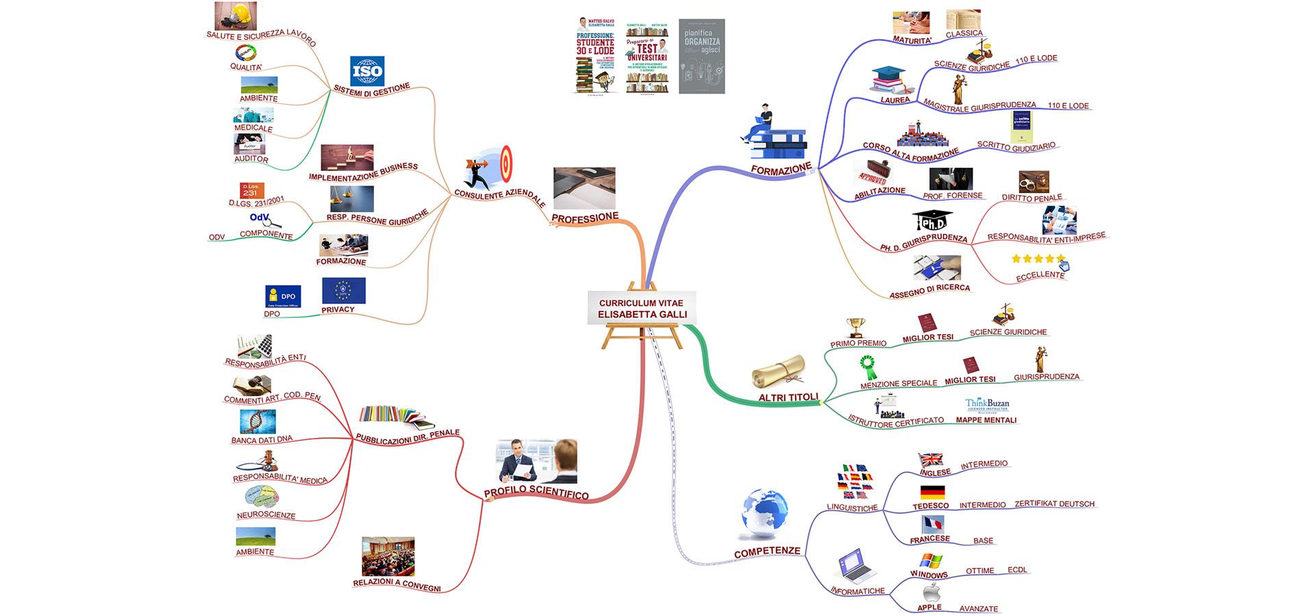 Mappa Curriculum Vitae